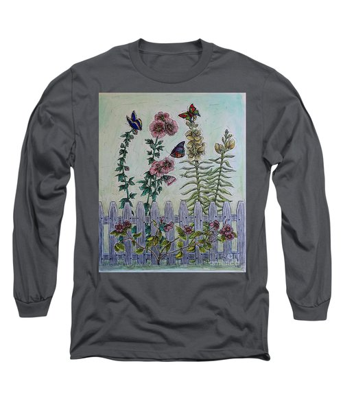 My Garden Long Sleeve T-Shirt by Kim Jones