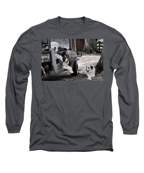 My Helpers Long Sleeve T-Shirt