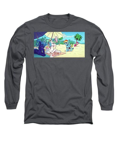 My Little Pony Friendship Is Magic Long Sleeve T-Shirt