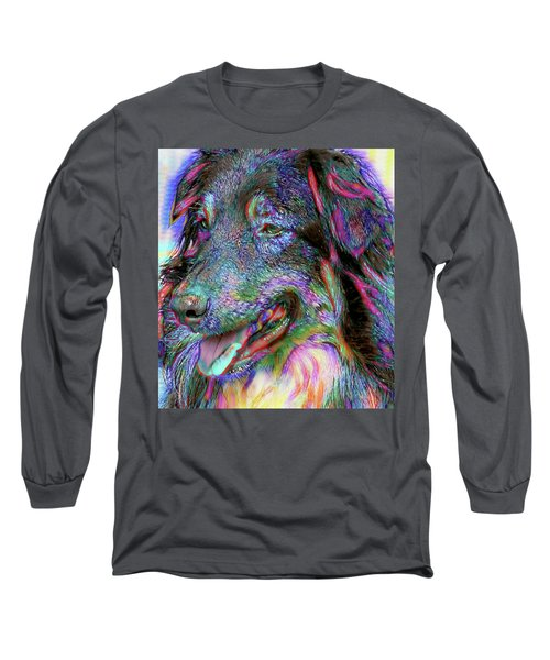 My Main Man Long Sleeve T-Shirt