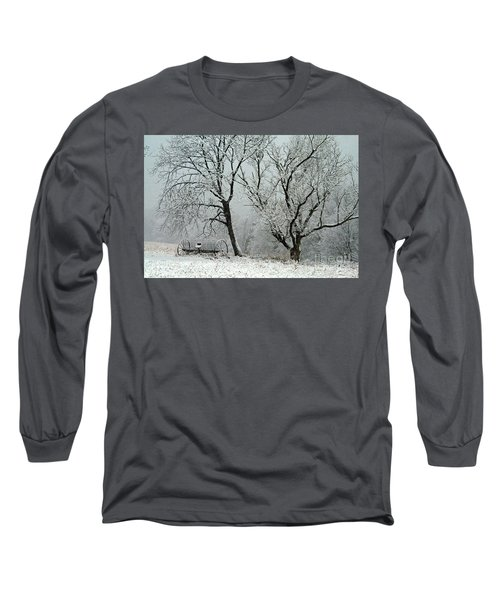 My Morning Walk  Long Sleeve T-Shirt