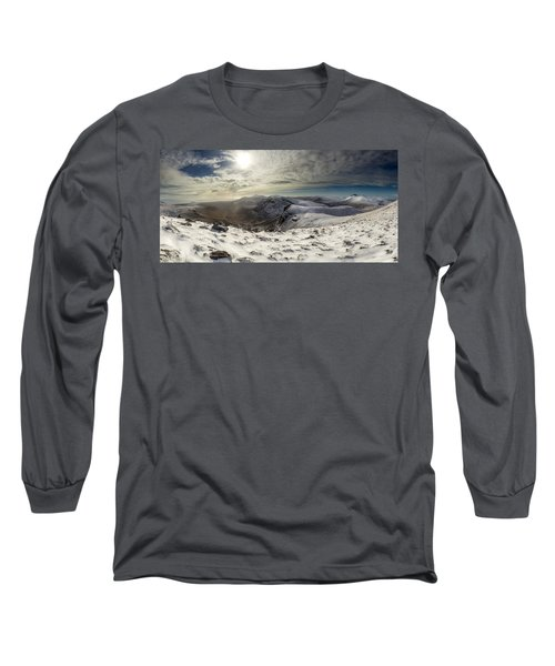 My Mountain Kitchen Long Sleeve T-Shirt