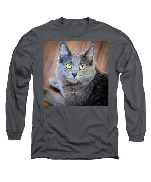 My Name Is Smokey Long Sleeve T-Shirt