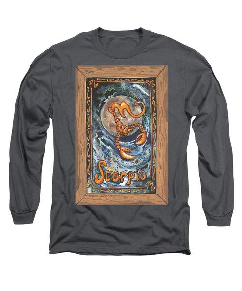 My Scorpio Long Sleeve T-Shirt