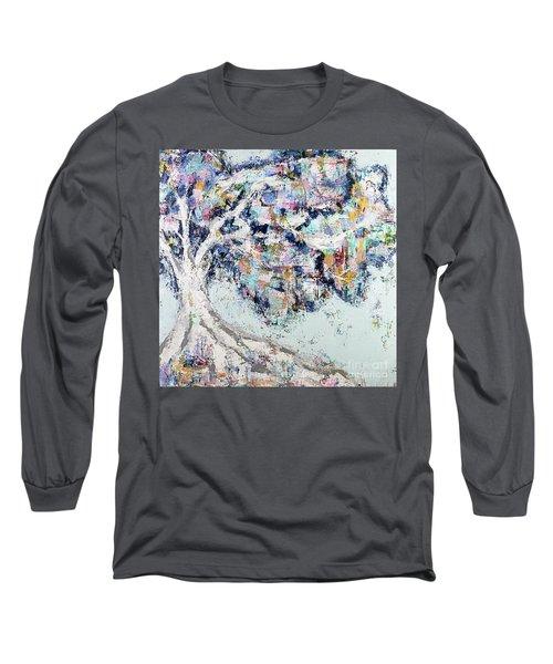 My Secret Hideout Long Sleeve T-Shirt by Kirsten Reed