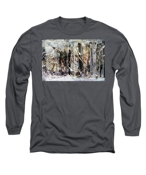 My Signature Or Yours  Long Sleeve T-Shirt by Danica Radman