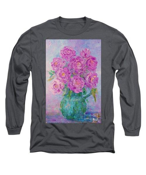 My Summer Roses Long Sleeve T-Shirt