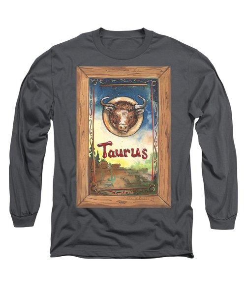My Taurus Long Sleeve T-Shirt