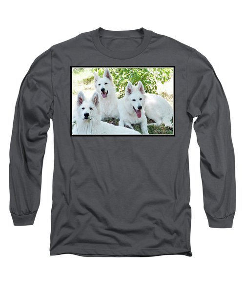 My Three Amigos Long Sleeve T-Shirt