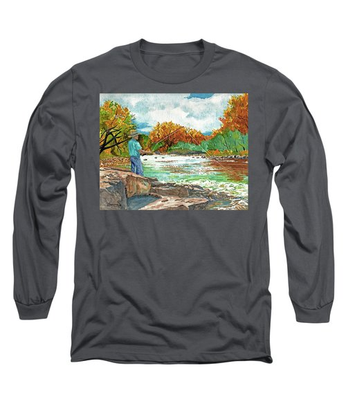 My Time Long Sleeve T-Shirt