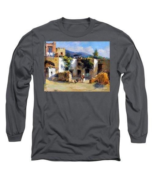 My Uncle Farm House Long Sleeve T-Shirt