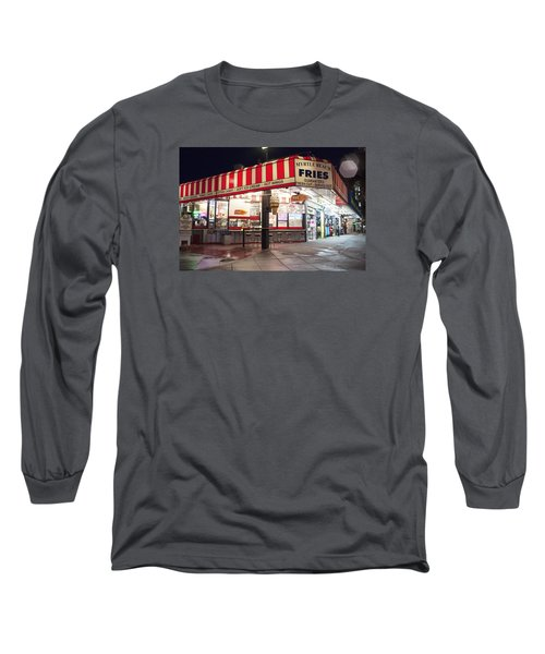 Myrtle Beach Fries Long Sleeve T-Shirt