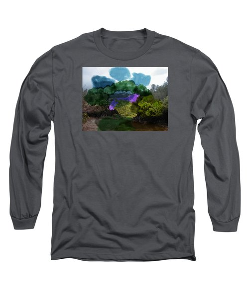 Mysteries In The Chapparal Long Sleeve T-Shirt