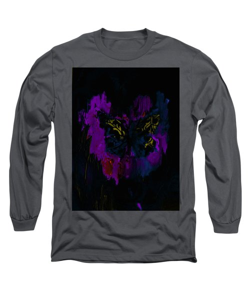 Mysterious By Lisa Kaiser Long Sleeve T-Shirt