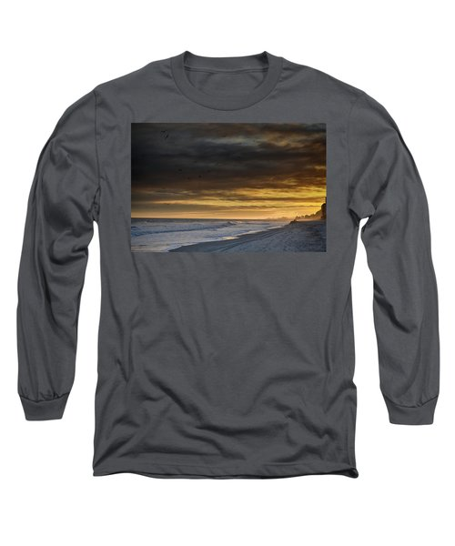 Mysterious Myrtle Beach Long Sleeve T-Shirt