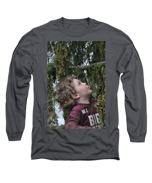 Mysterious Tree Long Sleeve T-Shirt