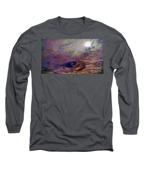 Mystery Sky Long Sleeve T-Shirt
