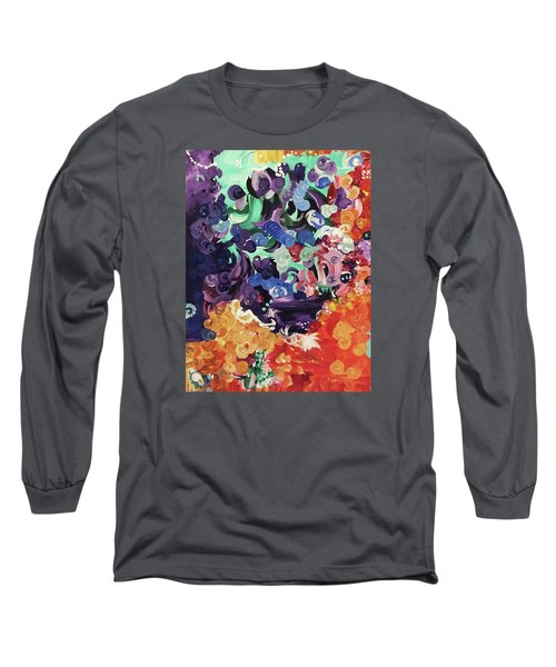 Mystic Beth  Long Sleeve T-Shirt