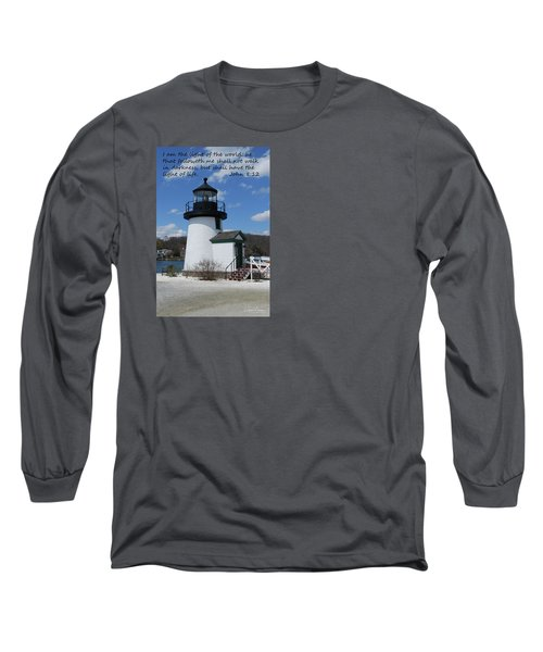 Mystic Lighthouse John 8-12 Long Sleeve T-Shirt