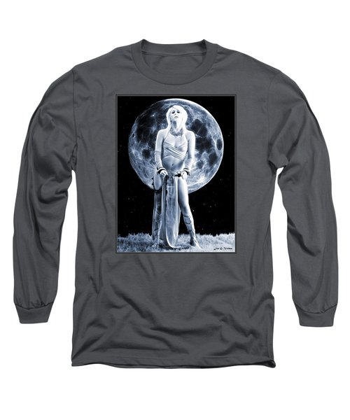 Mystic Slave Girl Long Sleeve T-Shirt
