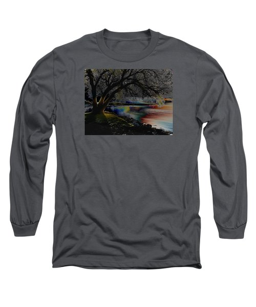 Mystic Sunset Cereal Long Sleeve T-Shirt