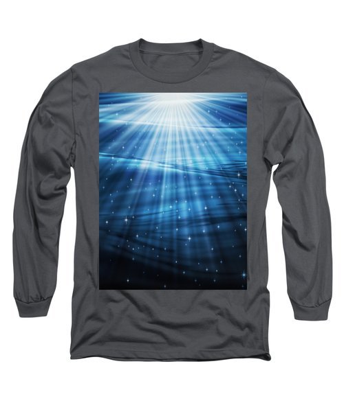 Mystic Waters Long Sleeve T-Shirt