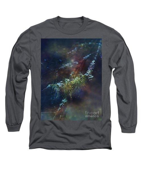 Mystical Moss - Series 2/2 Long Sleeve T-Shirt by Agnieszka Mlicka