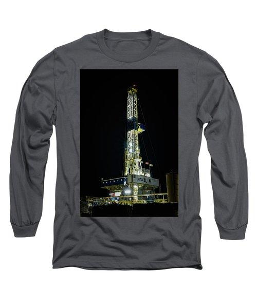 Nabors X09 Long Sleeve T-Shirt