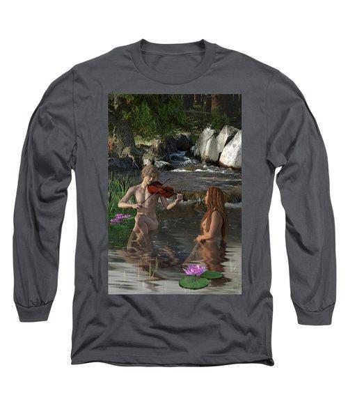 Naecken - The Nix Long Sleeve T-Shirt