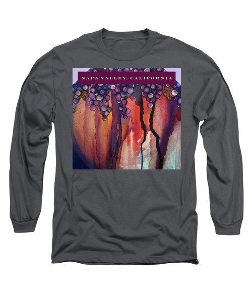 Napa Valley Long Sleeve T-Shirt