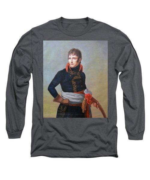 Napoleon Bonaparte As First Consul Long Sleeve T-Shirt