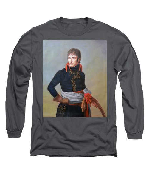 Napoleon Bonaparte As First Consul Long Sleeve T-Shirt