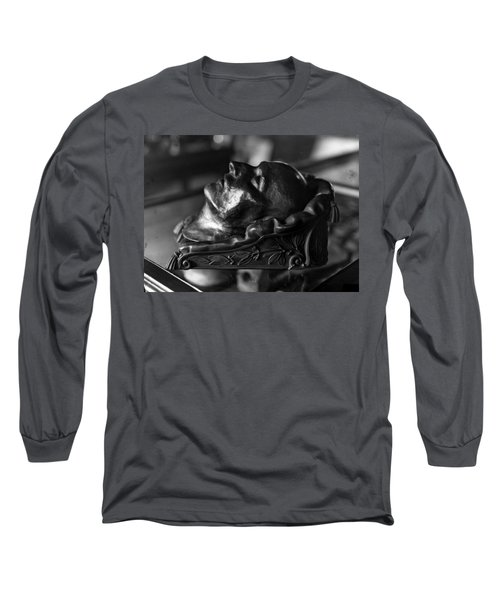 Napoleon Death Mask Long Sleeve T-Shirt