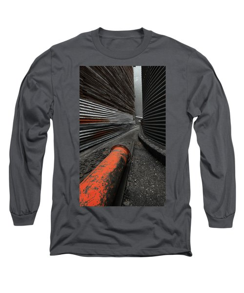 Narrow Passage Long Sleeve T-Shirt