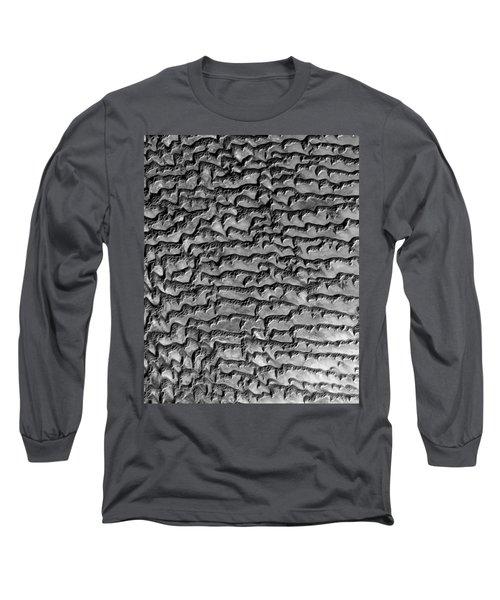 Nasa Image-rub' Al Khali, Arabia-3 Long Sleeve T-Shirt