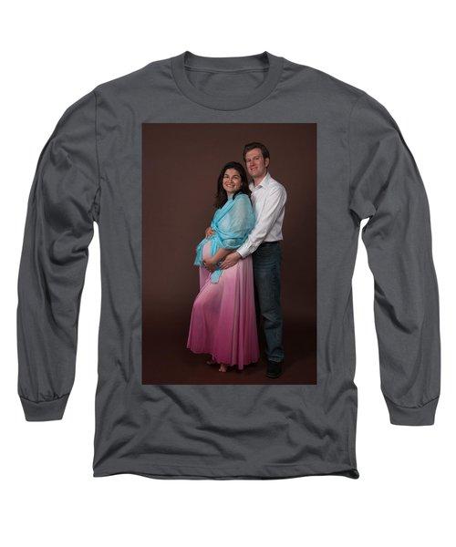 Nasiba And Clinton Long Sleeve T-Shirt