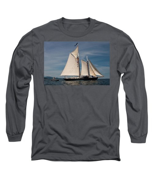 Nathaniel Bowditch 1 Long Sleeve T-Shirt