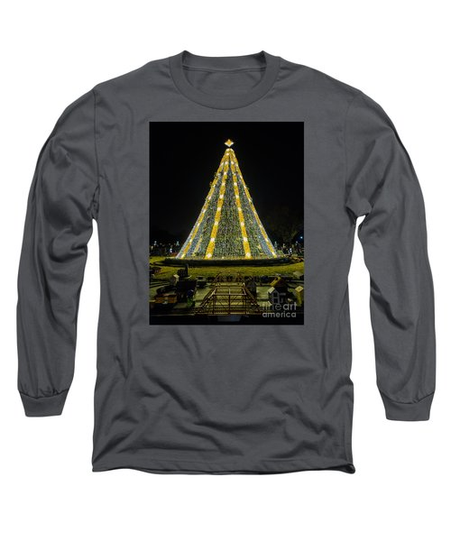 National Christmas Tree #2 Long Sleeve T-Shirt