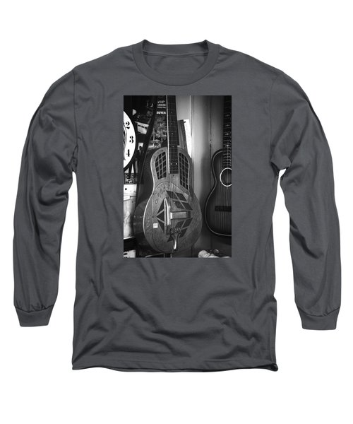 National Steel Guitar No. 24 Long Sleeve T-Shirt