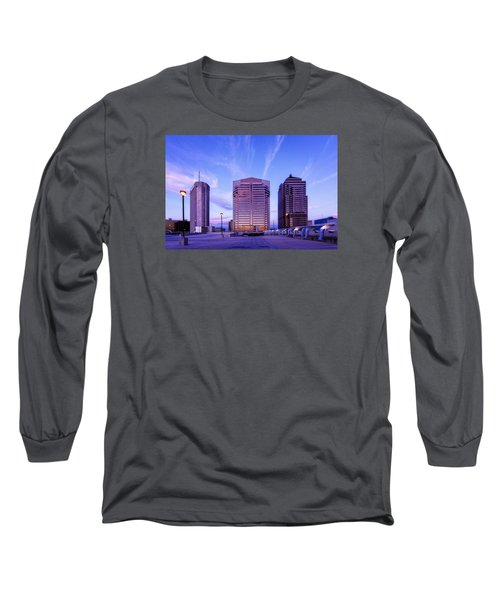 Nationwide Plaza Evening Long Sleeve T-Shirt