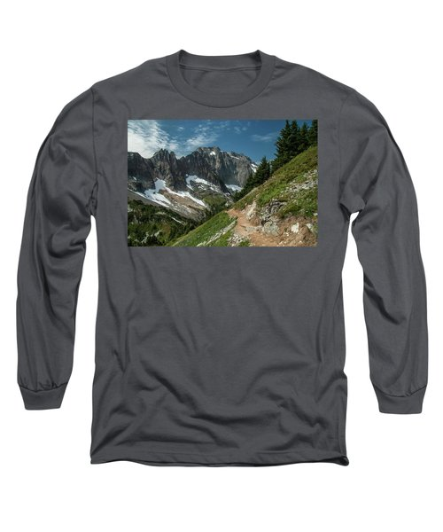 Natural Cathedral Long Sleeve T-Shirt