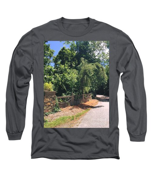 Natural Journey Long Sleeve T-Shirt