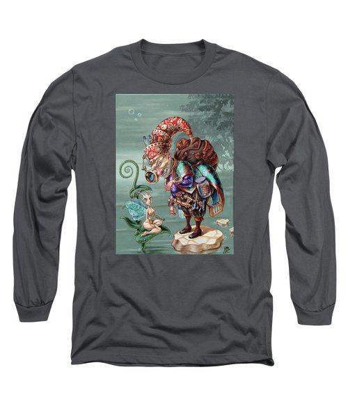 Naturalist Long Sleeve T-Shirt