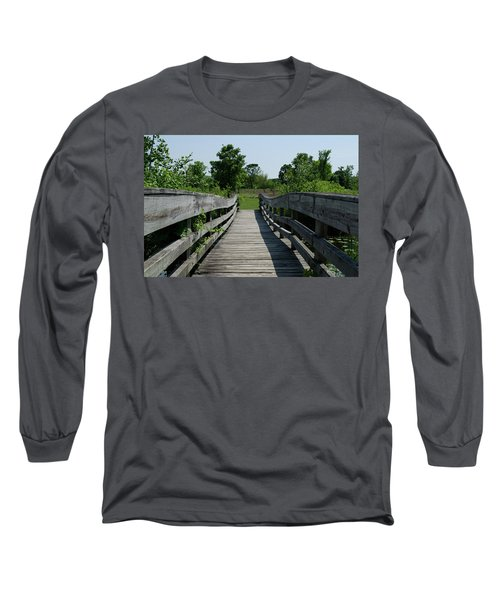 Nature Bridge Long Sleeve T-Shirt