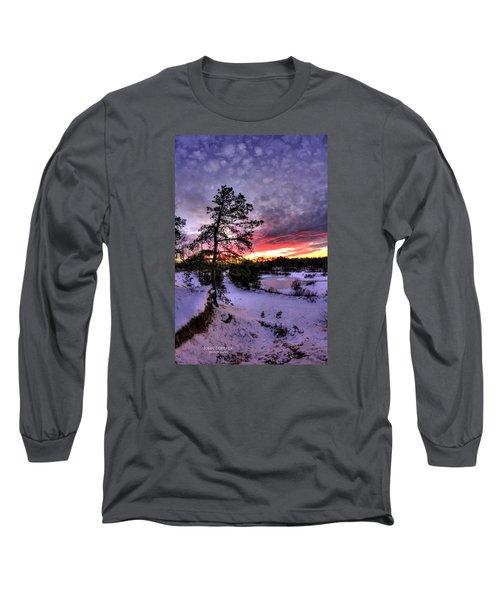 Nature Reserve Snowset Long Sleeve T-Shirt