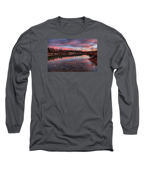 Nature Reserved Long Sleeve T-Shirt by John Loreaux