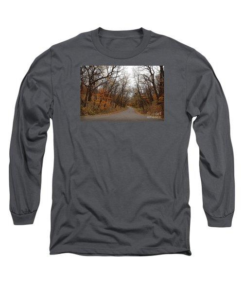 Nature Trail 3 Long Sleeve T-Shirt