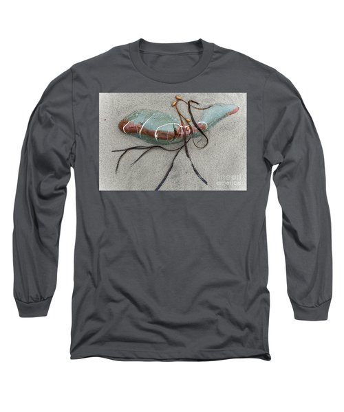 Long Sleeve T-Shirt featuring the photograph Nature's Art by Werner Padarin