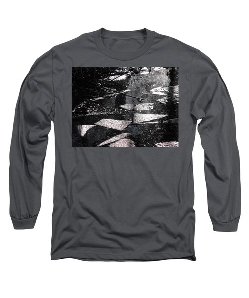 Nature's Cubism Long Sleeve T-Shirt