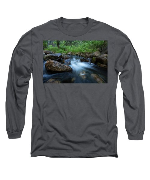 Nature's Harmony Long Sleeve T-Shirt by Sue Cullumber